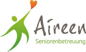 Logo mit Aireen Schriftzug